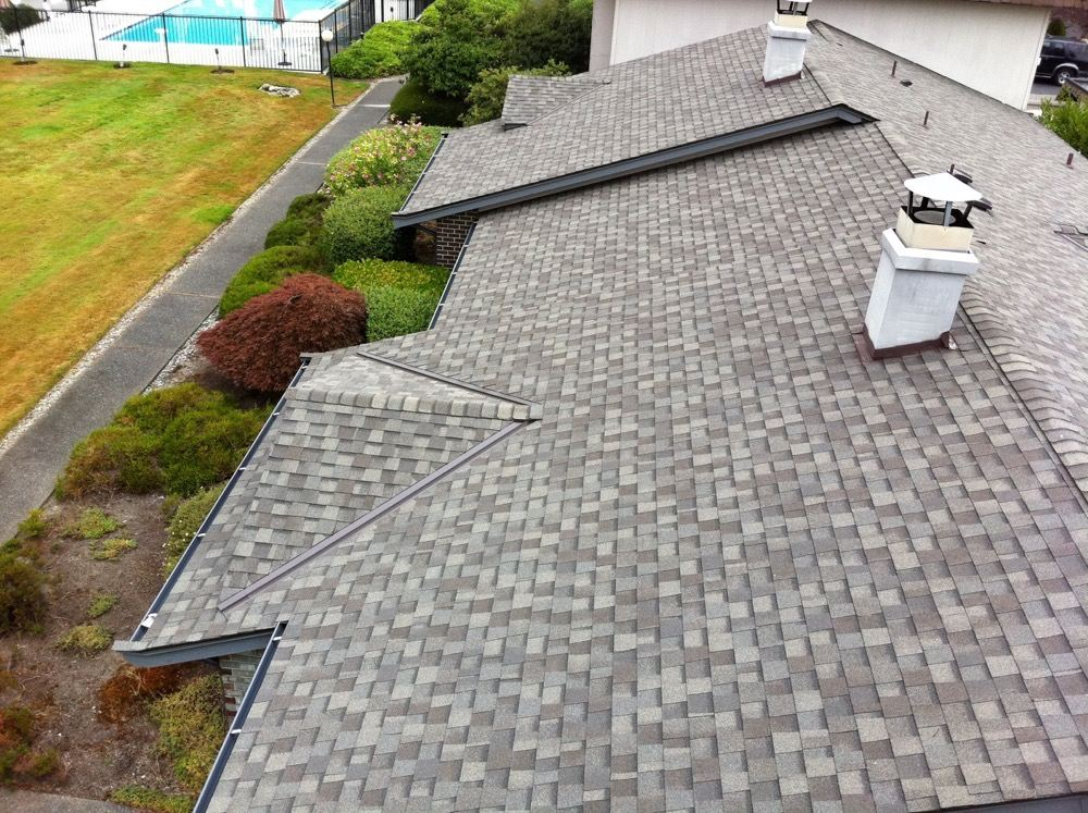 Composition Roofing Seattle Certainteed Presidential